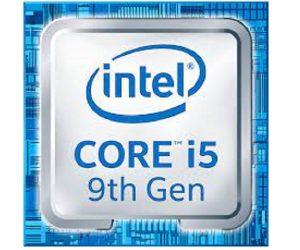 intel i5-9gen