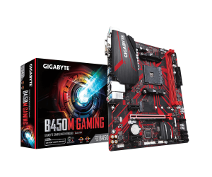 Gigabyte B450 GAMING