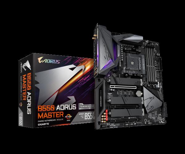 B550 Aorus Master