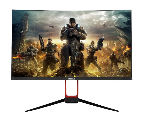 MAG C27FS 75hz 5ms curved gaming monitor