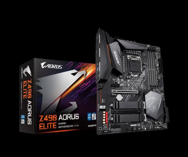 Z490 Auros Elite