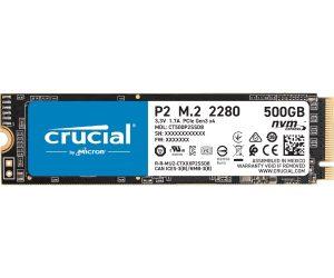 Crucial P2 500GB