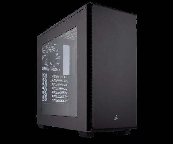 Carbide Series™ 270R Windowed ATX Mid-Tower Case
