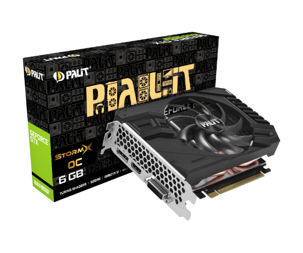 PALIT GTX 1660 SUPER StormX OC