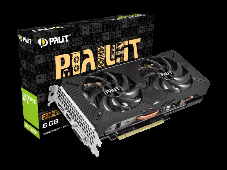PALIT GTX1660 super GAMING PRO