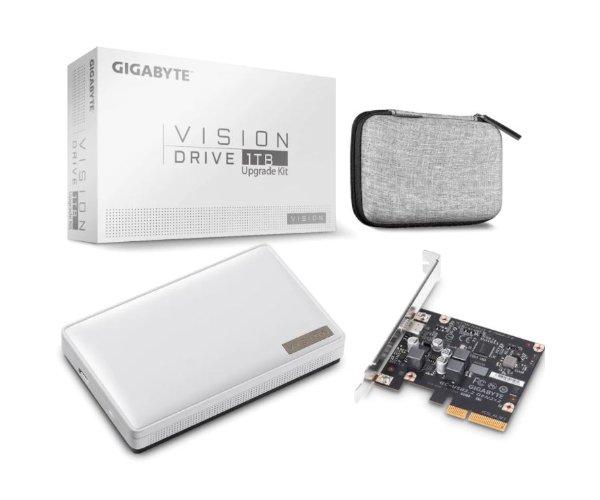 GIGABYTE VISION DRIVE UPGRADE KIT
