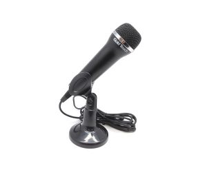 Gold Touch Microphone
