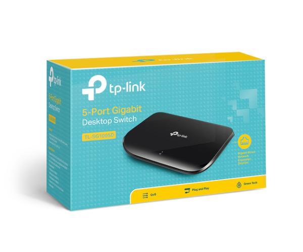 TPLINK TL-SG1005D