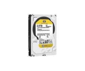 Western Digital WD 2TB Gold 7200rpm 128MB 3.5
