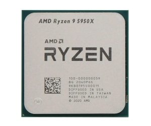 AMD5950X Tray