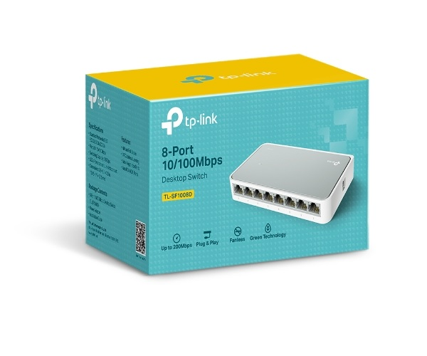 TPLINK TL-SF1008D