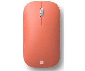 Microsoft Modern Bluetooth Peach Mouse