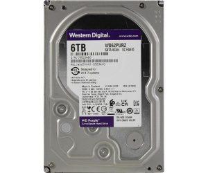 western digital 6tb purple 5400rpm