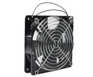 fan with grill